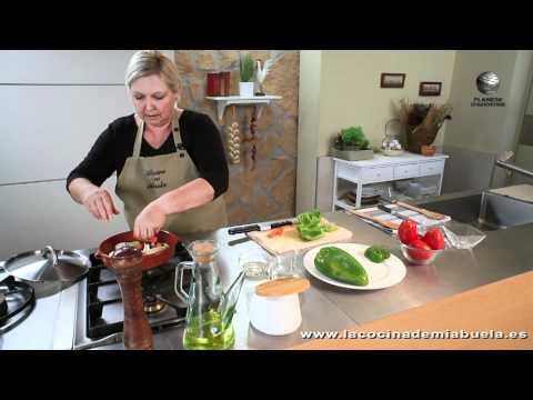Verduras en escabeche - La Cocina de mi Abuela