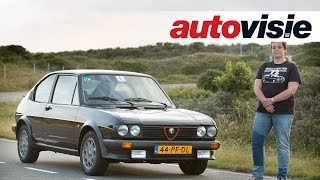 Uw Garage:  Alfa Romeo Alfasud (1984) - by Autovisie TV