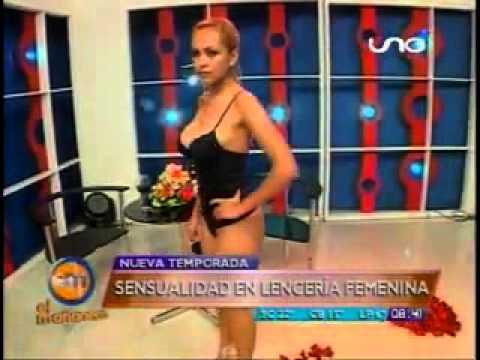 SENSUALIDAD EN LENCERIA FEMENINA - 06 03 2013@ELMAÑANEROREDUNO