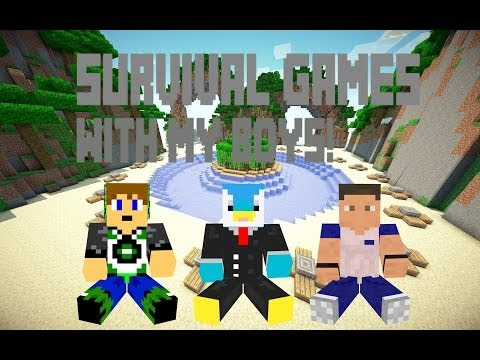Survival Games With my boys | Ep.2 | NO not agin