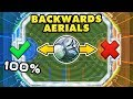 Backwards Aerials & Power Shots (Training Packs) - Trying to 100%