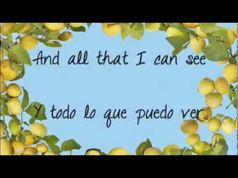 Fool's Garden - Lemon Tree Lyrics (subtitulada Y Traducida Al Español) video