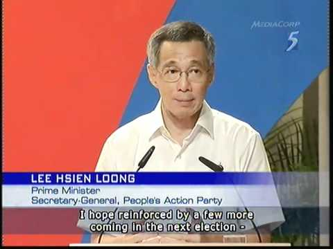 GE: PAP to face biggest contest in this General Election - 26Apr2011
