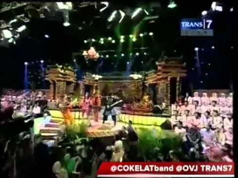 Cokelat Band - Betapa Aku Mencintaimu at OVJ Trans7