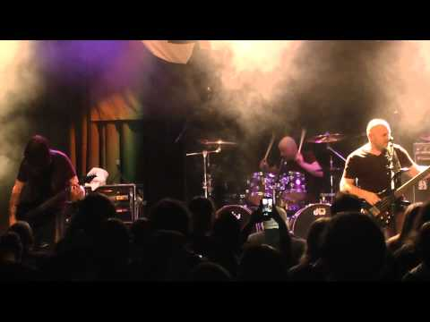 Coroner - The Lethargic Age - 8.6.2014  - Manning Bar  - BOBMETALLICAFREAK