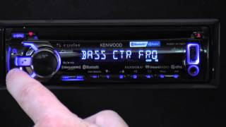 Kenwood KDC-X797 - Out Of The BoX