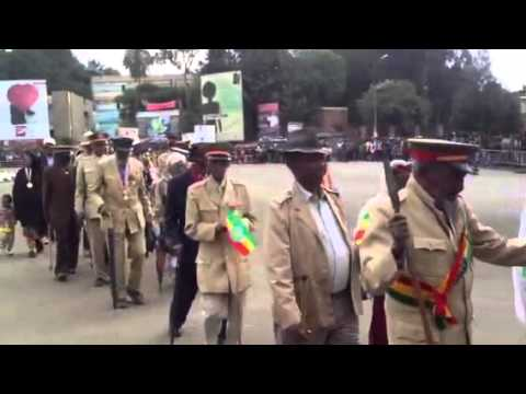 Ethiopia Celebrates 74th Patriots' Day