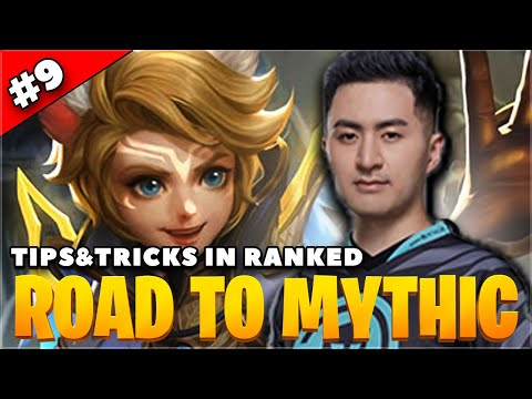 [Road to Mythics] Dominate the META in Mythic ft. Harith | Mobile Legends