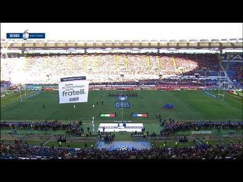 Italy vs France Full match highlights | 2013 Six Nations Match Highlights