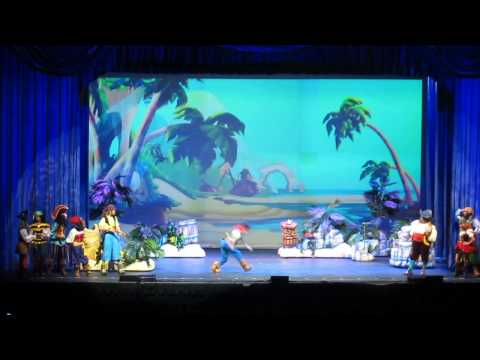 Disney Junior Live on Tour! Pirate & Princess Adventure - Jack & The Neverland Pirates