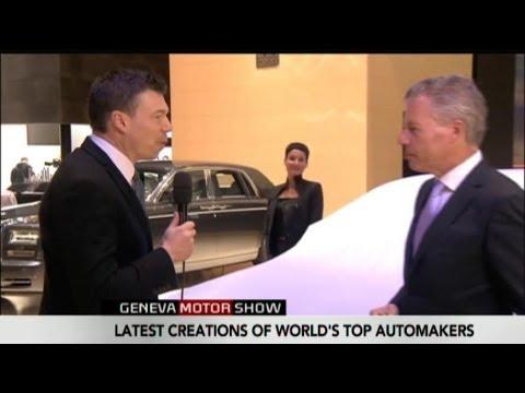 Rolls-Royce Ghost Series II 'For Businessmen': CEO