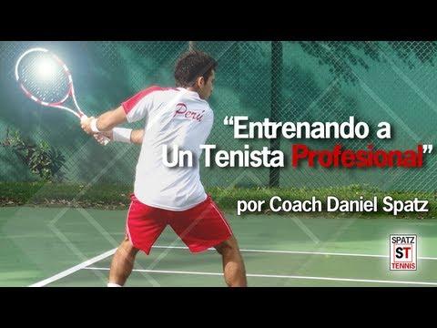Entrenando a un Tenista Profesional