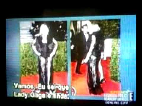 Madonna on Vanity Fair Party - After Academy Awards 2011 - Fashion Police