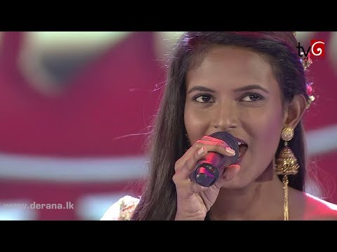 Dream Star Season 7 | Final 30 ( 02nd Group) Sachini Pubuduni  (29 - 07 - 2017)