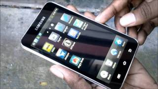 Samsung Galaxy Player 5.0 Review Part 1