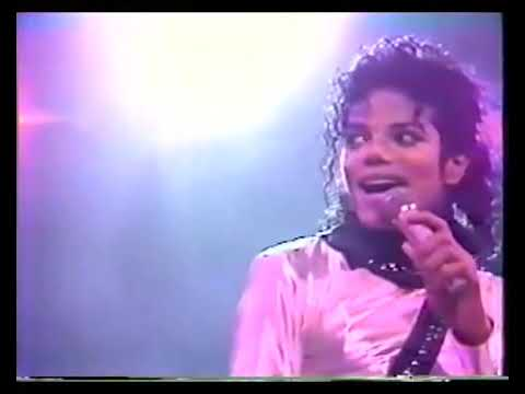 Michael Jackson Human Nature Live in Brisbane '87