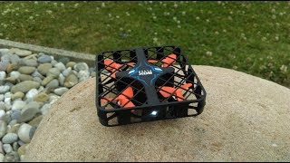 BOX FLYER 1602 The Quad Box gearbest drone , review , test , flight