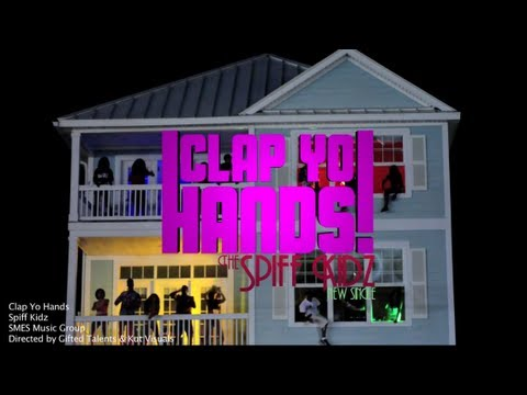 Spiff Kidz - Clap Yo Hands (prod. By jsbeats) [feat. Buffie The Body & Dj B Lord] video