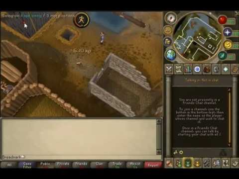 RuneScape Agility Guide 1-99 (Fastest XP – 69.6k XP/H+)