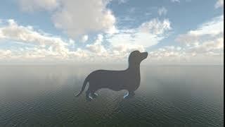 minicomponente samsung mx-d730: 78234 Wall Hanger Dog (Garderobenleiste Dog)