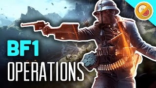 ITALY OPERATIONS! PUSH FORWARD! | Battlefield 1 Multiplayer Gameplay Funny Moments (Iron Walls)