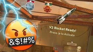 RAGING TRASH TALKER GETS NUKED! 🤬 - COD WW2 (FUNNY RAGE QUIT & Moments)
