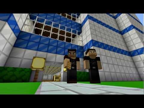 Minecraft City - Hotel da Cidade