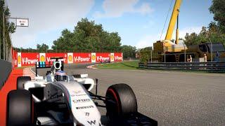 F1 2014 Williams Martini Skin Mod