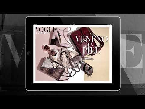 iPad Vogue Septiembre 2014