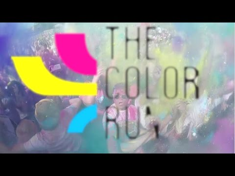 Color Run Adelaide 2015 post event recap