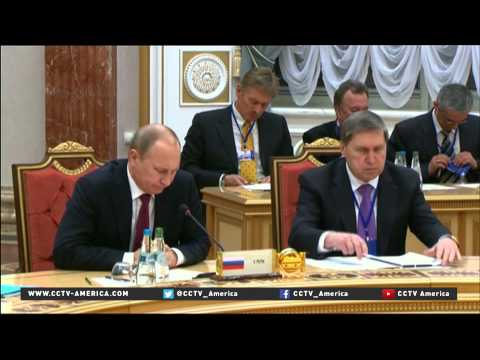 Glimmer of hope for Ukraine after ceasefire agreement reached