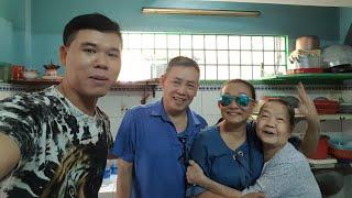 Dẫn Việt Kiều Minnesota đi chơi chợ Nhật Tảo mùng 8 Tết