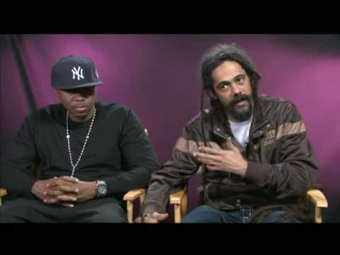 Nas And Damian Marley Exclusive Interview (august 2010) video
