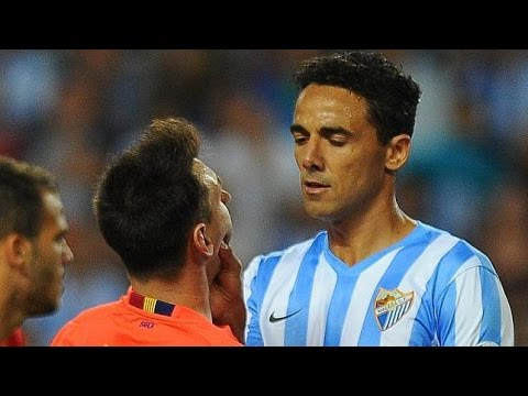 Wellington se encaró con Leo Messi porque el azulgrana le llamó