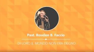 ONE 2014 - 04 @ Milano | Di loro, il mondo non era degno  - Pastore Roselen | 01.05.2014
