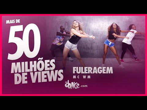 Fuleragem - MC WM | FitDance TV (Coreografia) Dance Video thumbnail