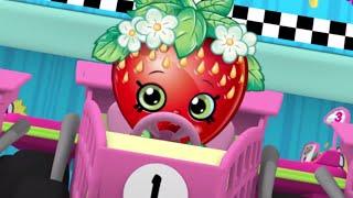 SHOPKINS - The Shopping Cart Race | Cartoons For Kids | Toys For Kids | Shopkins Cartoon