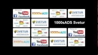 Radijas Svetur bei 1000sADS Jūsų Reklama Anglijoje