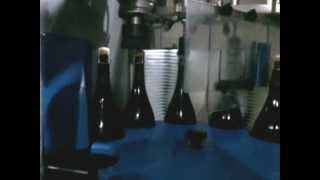 Lavasciugatrice bottiglie vino - Bottle washing-drying machine - 2.000 bph