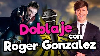 FANDUB (Doblaje Harry Potter) con Roger Gonzalez / Memo Aponte