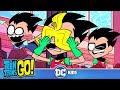 Top 10 Funniest Robin Moments Teen Titans Go DC Kids mp3