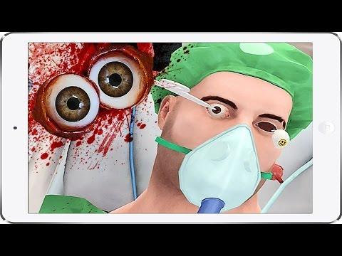Surgeon Simulator EYE SURGERY!!
