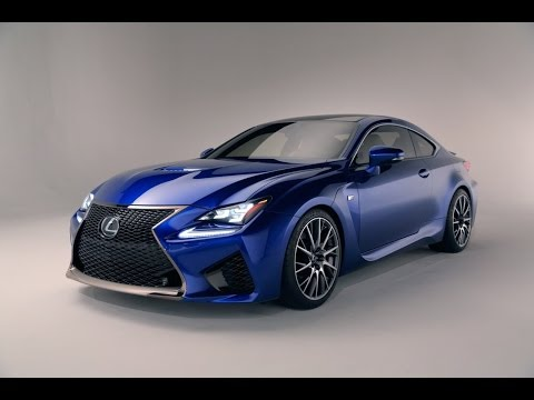 2015 Lexus RC-F First Look - 2014 Detroit Auto Show Preview