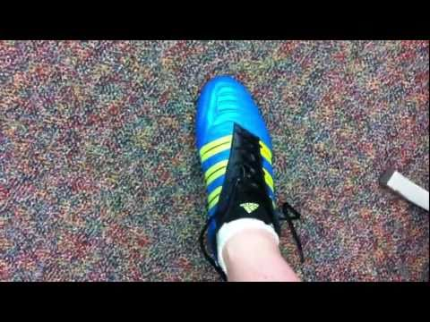 Do adiPower Predators Fit Wide Feet?