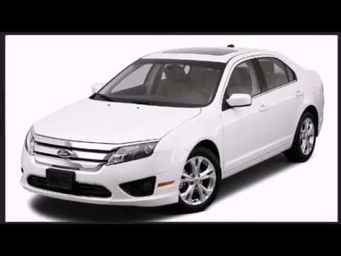 2012 Ford Fusion Video