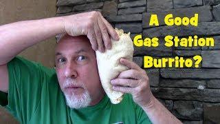 Sheetz M.T.O. Gas Station Burrito