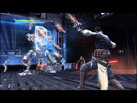 Star Wars: The Force Unleashed 2 Nvidia Gt 540M