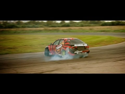 BACKWARDS DRIFT ENTRY | Максим Костючик | Чемпион RDS 2012