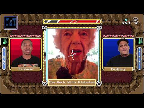 Deshawn Raw vs. DoBoy: Comics vs. The Internet Ep. 1