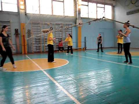Видео Обзор Волейбол школы г Одесса девочки Музей Боевая слава Одессы в шко